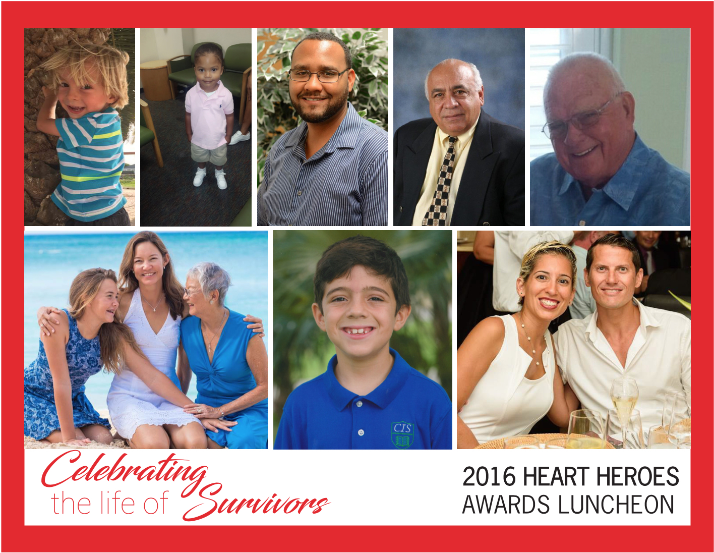 Save the Date: Heart Heroes Luncheon