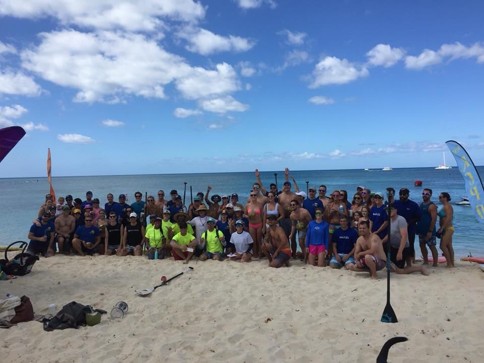 Inaugural Hart for Hearts Coconut Cup Paddleboard Event