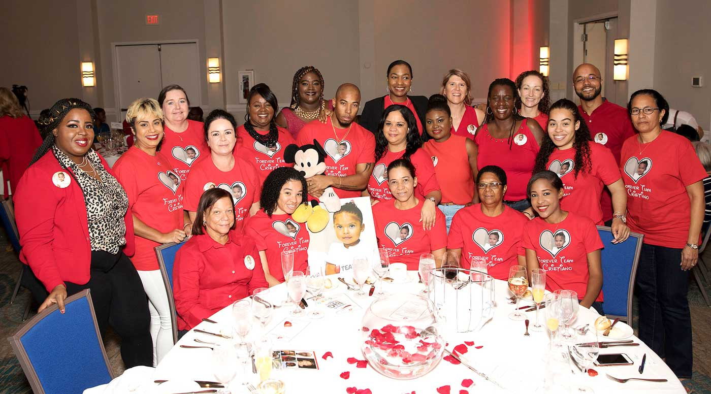 Cayman Heart Fund recognizes 'heroes' at luncheon